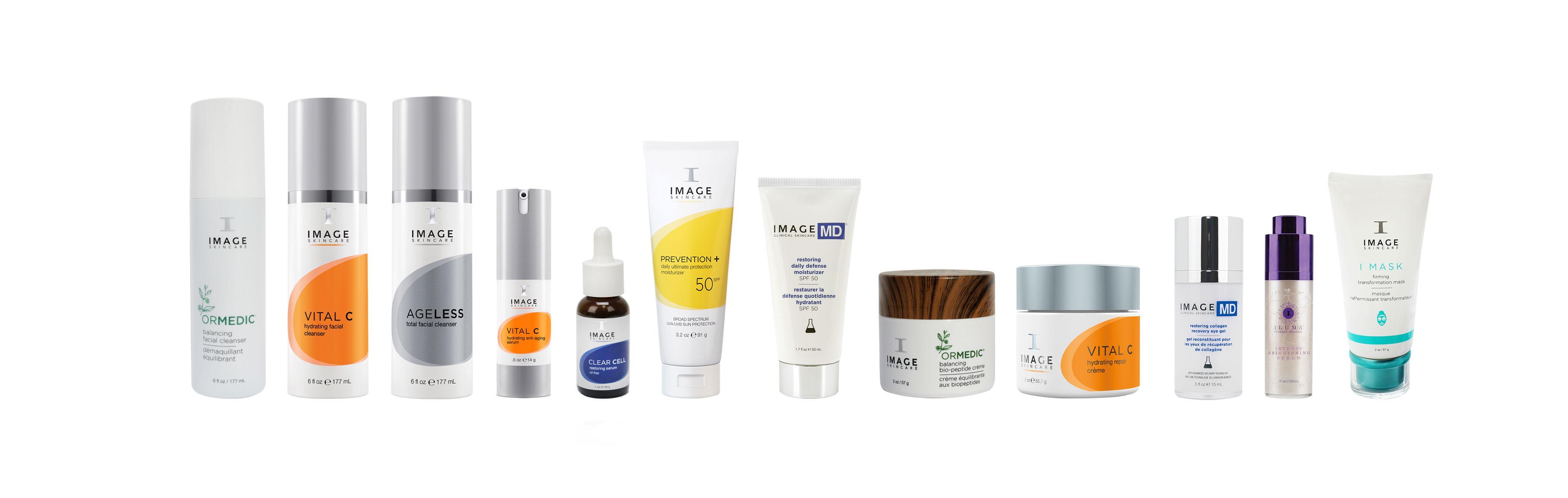 De top 10 IMAGE Skincare producten