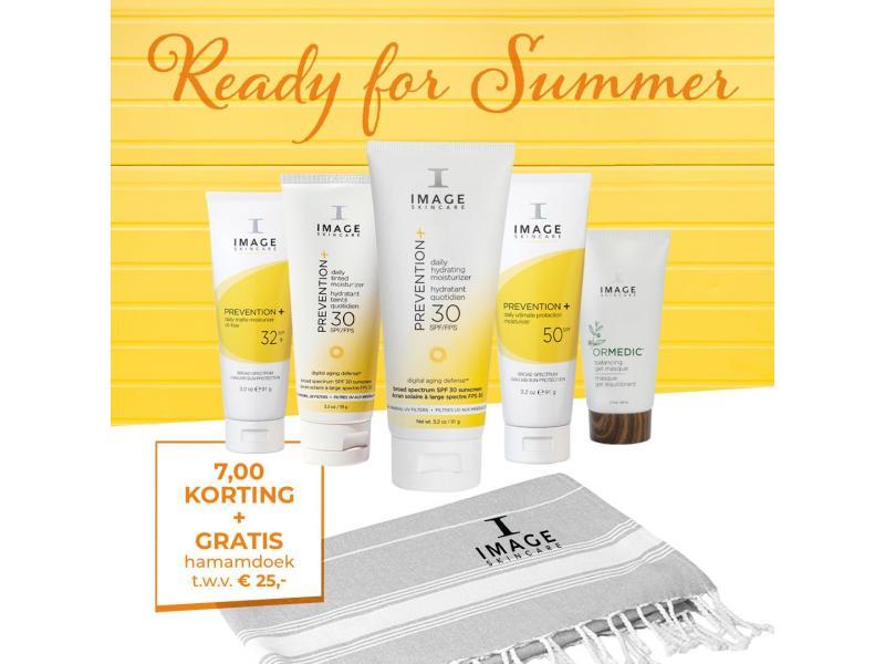 Vier de zomer met IMAGE Skincare