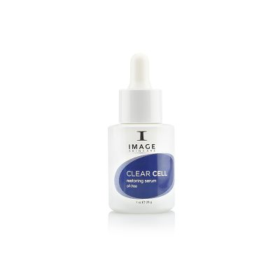 IMAGE Skincare CLEAR CELL restoring serum oil- free