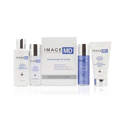 IMAGE MD skincare system collection