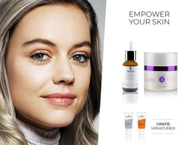 LENTE ACTIE Empower your Skin