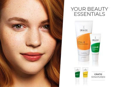 LENTE ACTIE Your Beauty Essentials