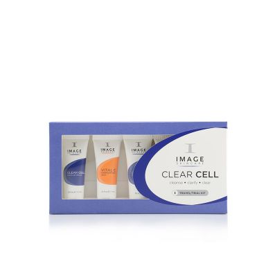 IMAGE Skincare CLEAR CELL trail kit