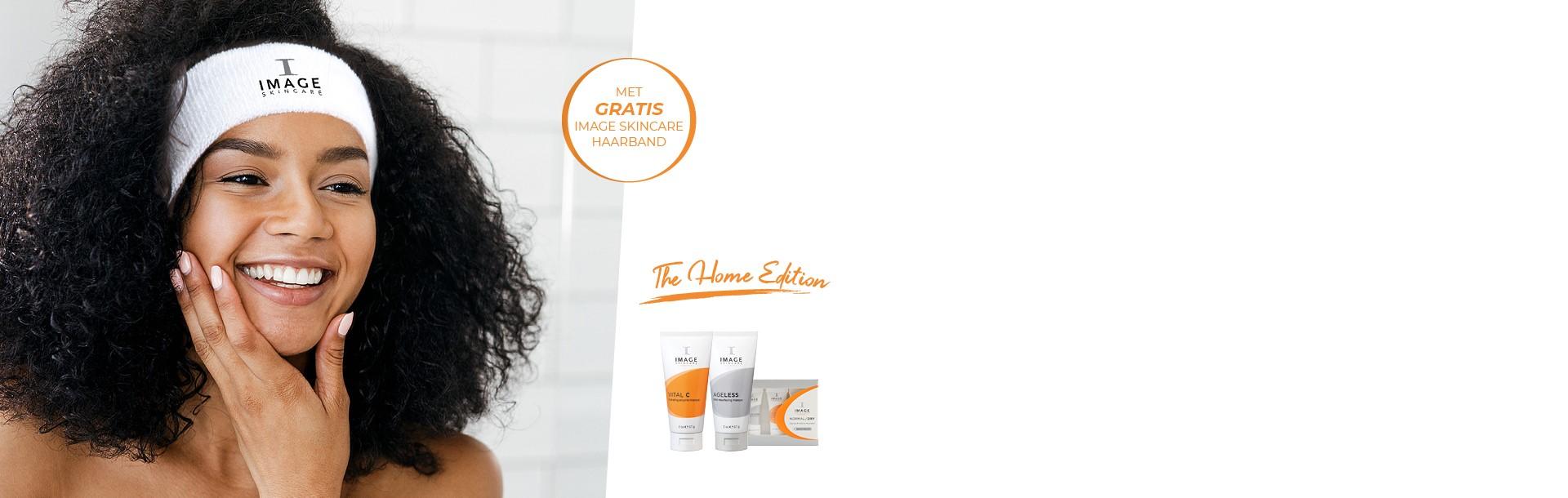 IMAGE Skincare thuisbehandelingen