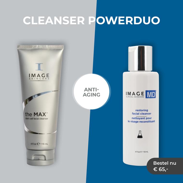 Cleanser Powerduo Anti-Aging